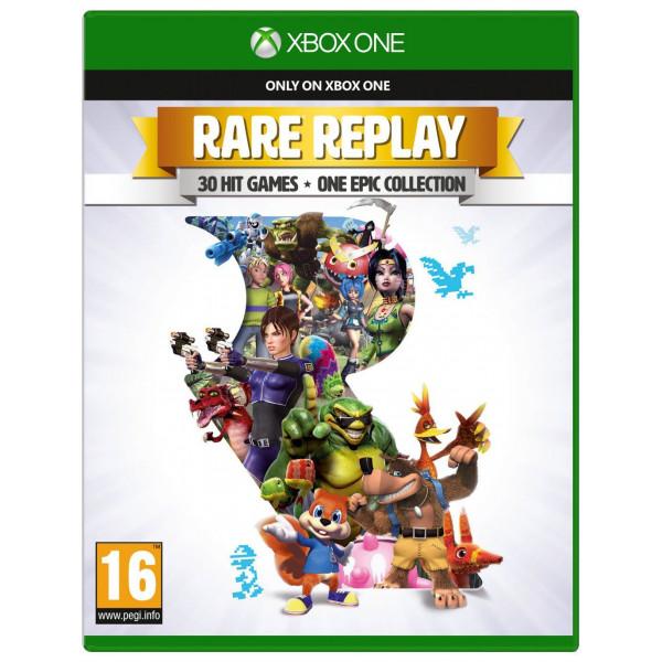 Microsoft Tv-Spel Rare Replay Nordic från Microsoft