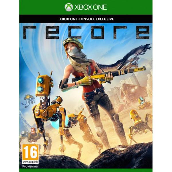 Microsoft Tv-Spel Recore från Microsoft