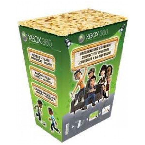 Microsoft Tv-Spel X360 Pack Wireless Adaptor - 800 Points - Remote - 3Md Gold från Microsoft
