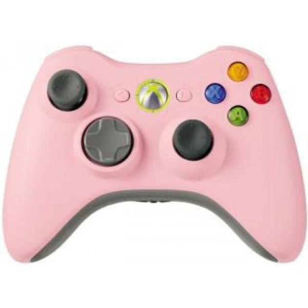 Microsoft Tv-Spel Xbox 360 Controller Wireless Pink från Microsoft