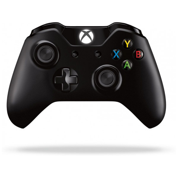 Microsoft Tv-Spel Xbox One Controller Wireless Black från Microsoft