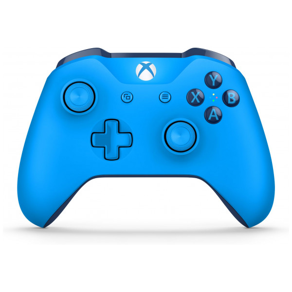 Microsoft Tv-Spel Xbox One Wireless Controller - Blue Vortex - Limited Edition från Microsoft