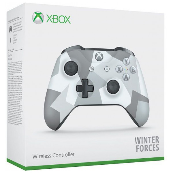 Microsoft Tv-Spel Xbox One Wireless Controller - Fractel - Limited Edition från Microsoft