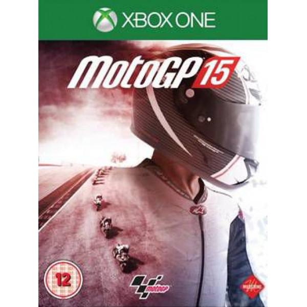 Milestone Tv-Spel Moto Gp 15 från Milestone