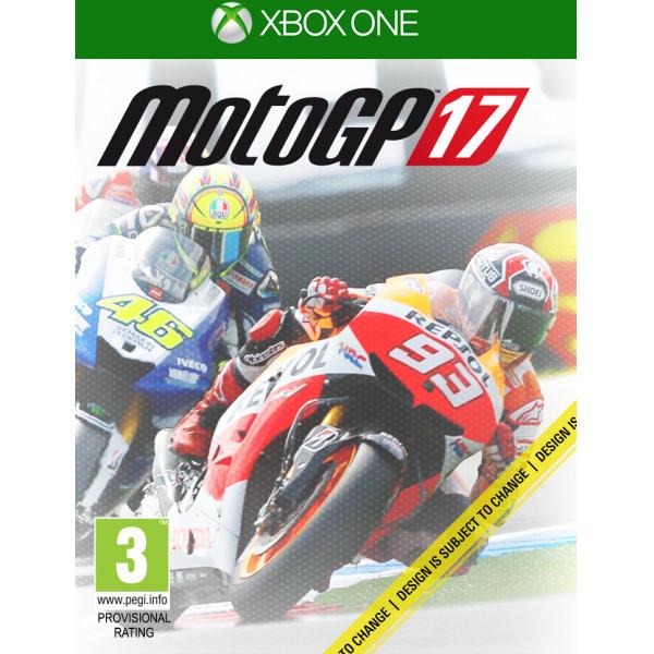 Milestone Tv-Spel Motogp 17 från Milestone
