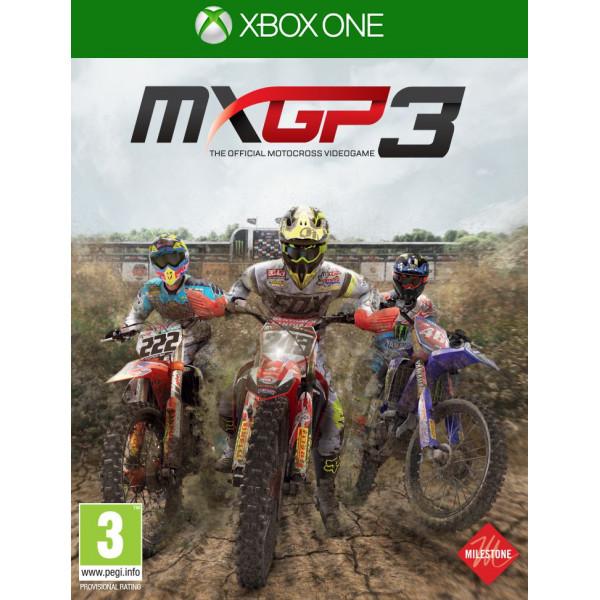 Milestone Tv-Spel Mxgp 3 The Official Motocross Videogame från Milestone