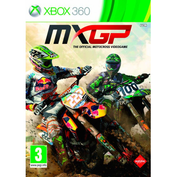 Milestone Tv-Spel Mxgp - The Official Motocross Videogame från Milestone
