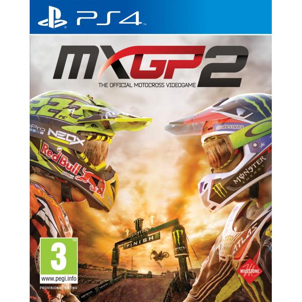 Milestone Tv-Spel Mxgp2 The Official Motocross Videogame från Milestone
