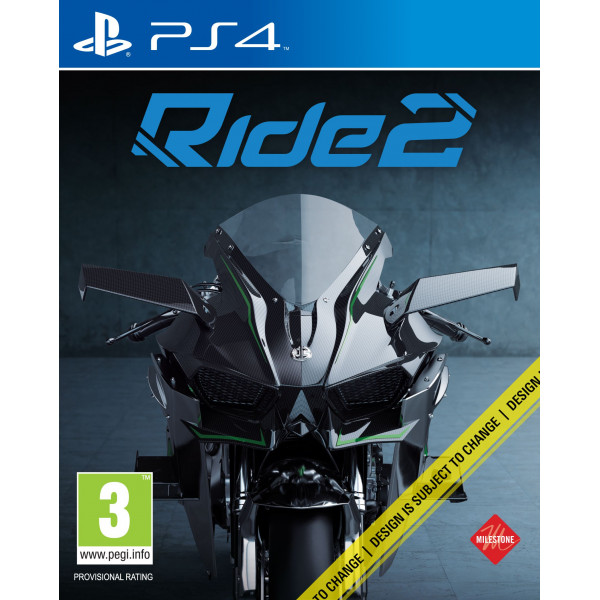 Milestone Tv-Spel Ride 2 från Milestone
