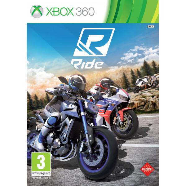 Milestone Tv-Spel Ride från Milestone