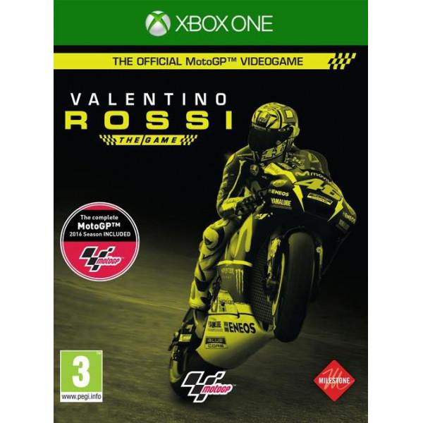 Milestone Tv-Spel Valentino Rossi The Game från Milestone