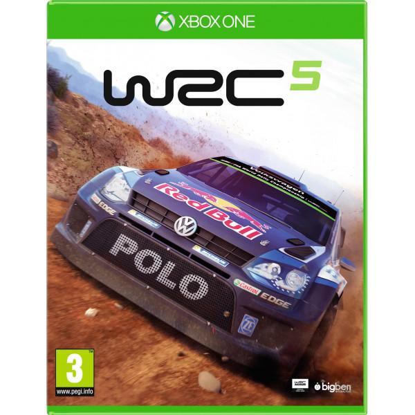Milestone Tv-Spel Wrc 5 World Rally Championship från Milestone
