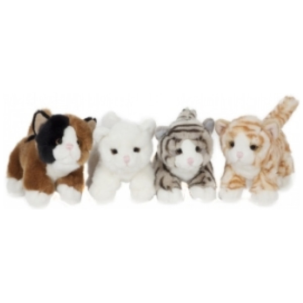 Molli Toys Gosedjur Katt från Molli toys