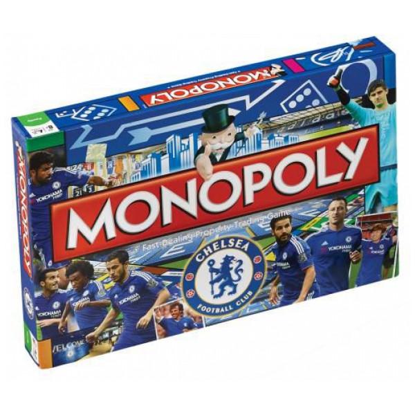 Monopoly Sällskapsspel Chelsea Edition från Monopoly