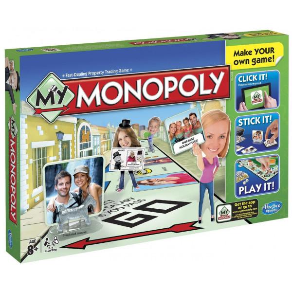 Monopoly Sällskapsspel Hasbro Gaming - My A8595 från Monopoly