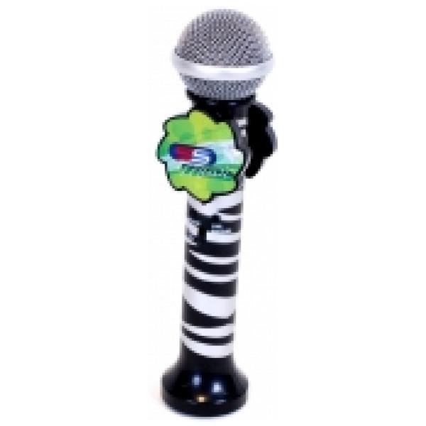 Musikleksak Mikrofon 22Cm från Inget märke