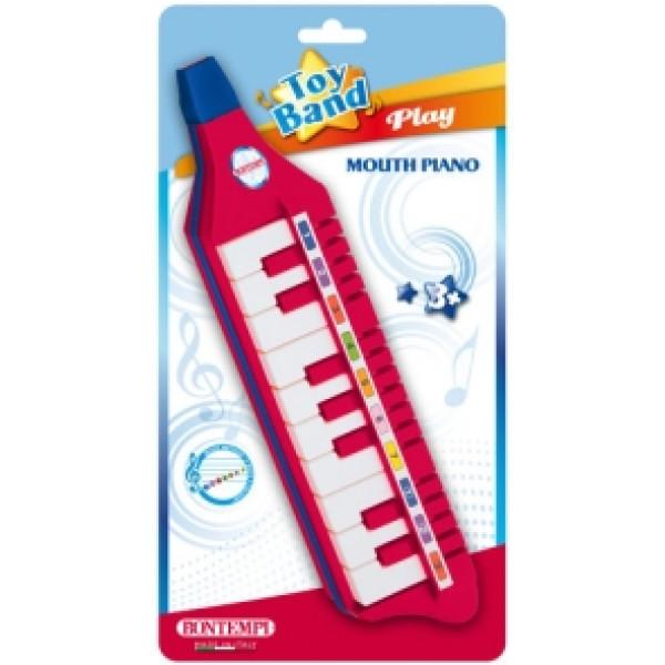 Musikleksak Toy Band Mouth Piano från Inget märke