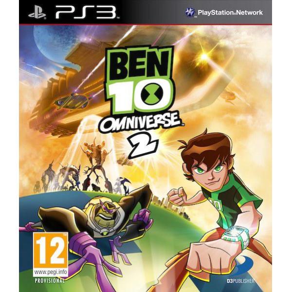 Namco Tv-Spel Ben 10 Omniverse 2 från Namco
