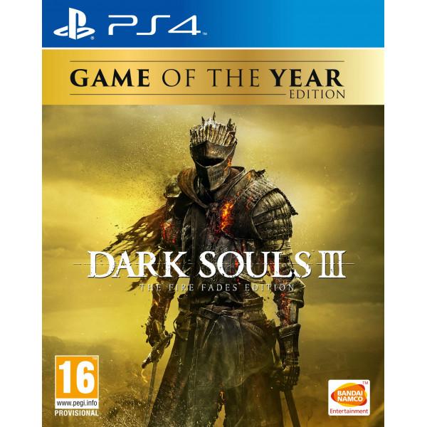 Namco Tv-Spel Dark Souls Iii 3 The Fire Fades från Namco