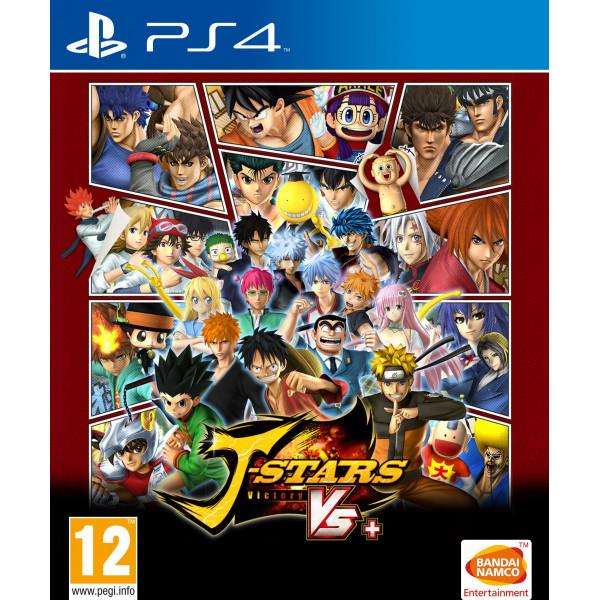 Namco Tv-Spel J-Stars Victory Vs+ från Namco