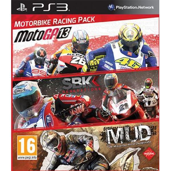 Namco Tv-Spel Motorbike Racing Pack från Namco