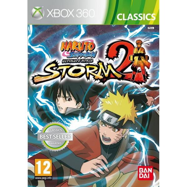 Namco Tv-Spel Naruto Shippuden Ultimate Ninja Storm 2 Classics från Namco