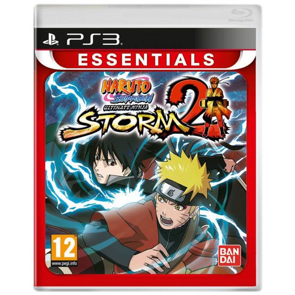 Namco Tv-Spel Naruto Shippuden Ultimate Ninja Storm 2 Essentials från Namco