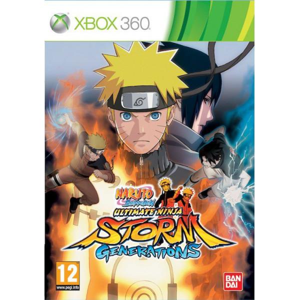 Namco Tv-Spel Naruto Shippuden Ultimate Ninja Storm Generations från Namco