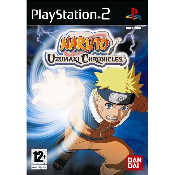 Namco Tv-Spel Naruto Uzumaki Chronicles från Namco