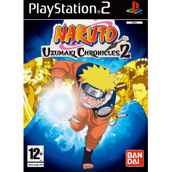 Namco Tv-Spel Naruto Uzumaki Chronicles 2 från Namco