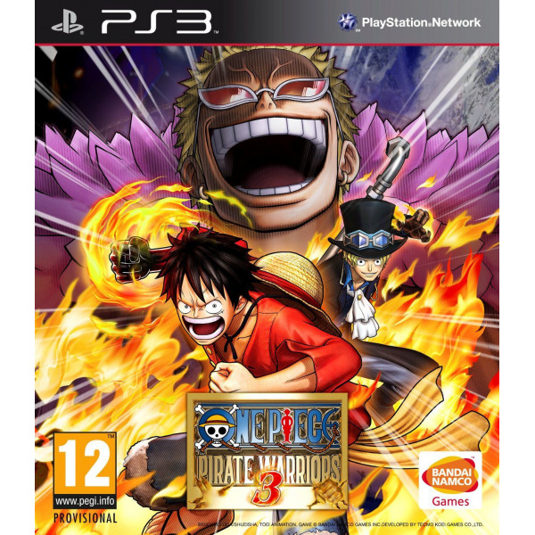 Namco Tv-Spel One Piece Pirate Warriors 3 från Namco