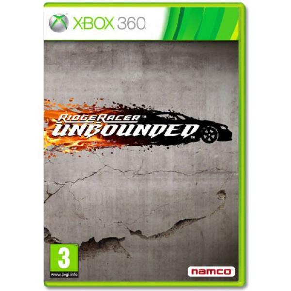 Namco Tv-Spel Ridge Racer Unbounded från Namco