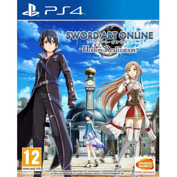 Namco Tv-Spel Sword Art Online Hollow Realisation från Namco