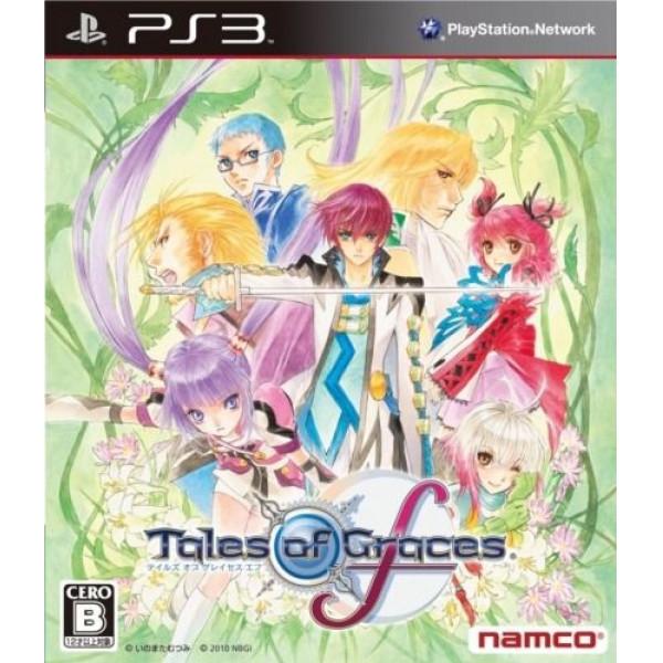 Namco Tv-Spel Tales Of Graces F från Namco