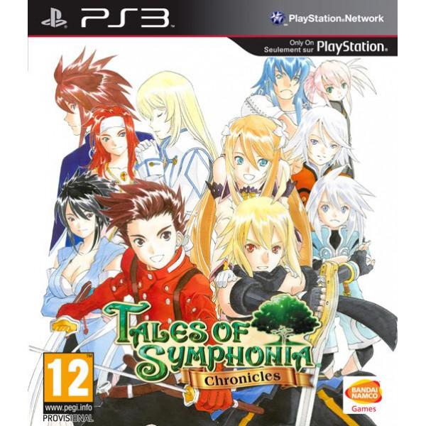 Namco Tv-Spel Tales Of Symphonia Chronicles från Namco