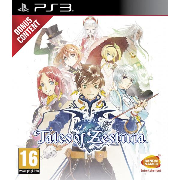 Namco Tv-Spel Tales Of Zestiria från Namco