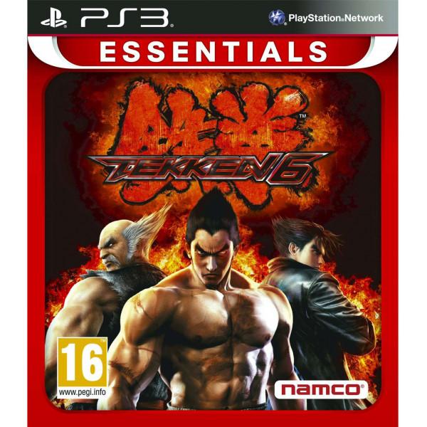 Namco Tv-Spel Tekken 6 Essentials från Namco