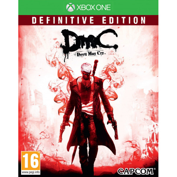 Ninja Theory Tv-Spel Dmc Devil May Cry - Definitive Edition från Ninja theory