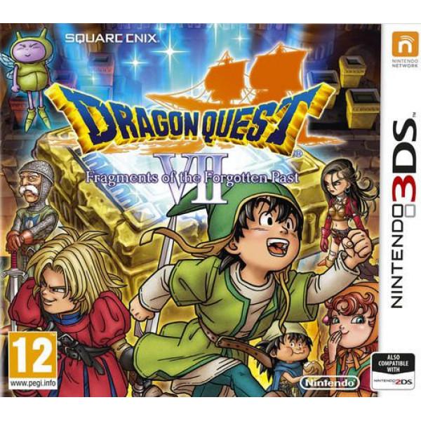 Nintendo Tv-Spel Dragon Quest Vii Fragments Of The Forgotten Past från Nintendo