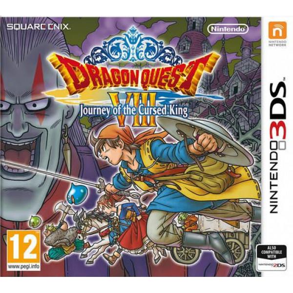 Nintendo Tv-Spel Dragon Quest Viii Journey Of The Cursed King från Nintendo