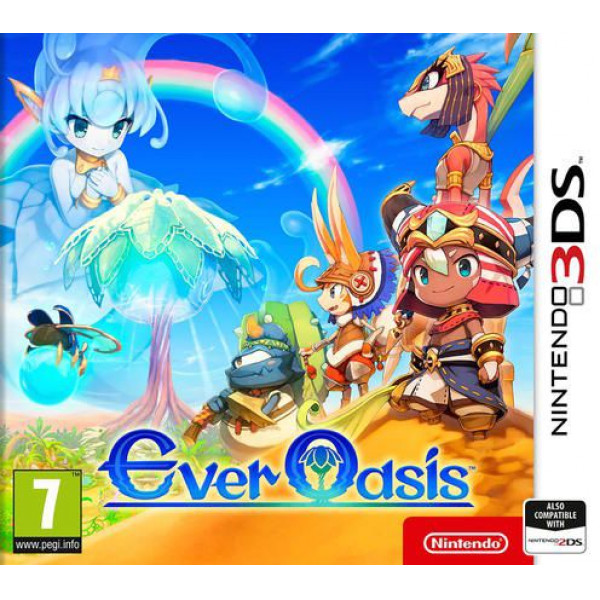 Nintendo Tv-Spel Ever Oasis från Nintendo