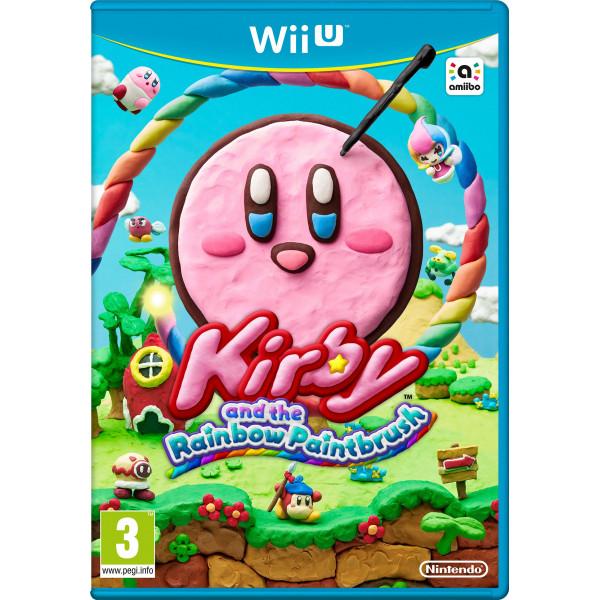 Nintendo Tv-Spel Kirby And The Rainbow Paintbrush från Nintendo
