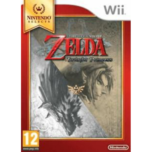 Nintendo Tv-Spel Legend Of Zelda Twilight Princess Select från Nintendo