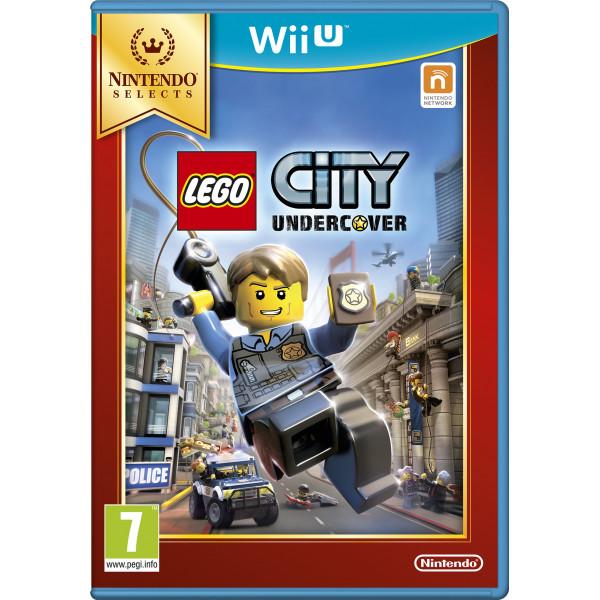 Nintendo Tv-Spel Lego City Undercover Solus Selects från Nintendo
