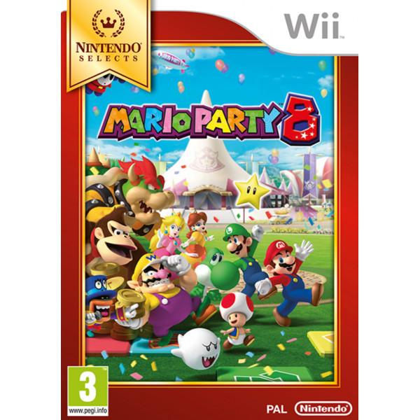 Nintendo Tv-Spel Mario Party 8 Select från Nintendo