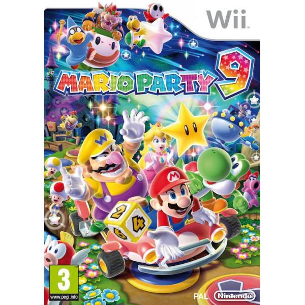 Nintendo Tv-Spel Mario Party 9 Selects från Nintendo