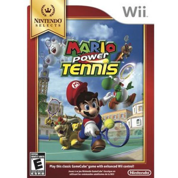 Nintendo Tv-Spel Mario Power Tennis Select från Nintendo