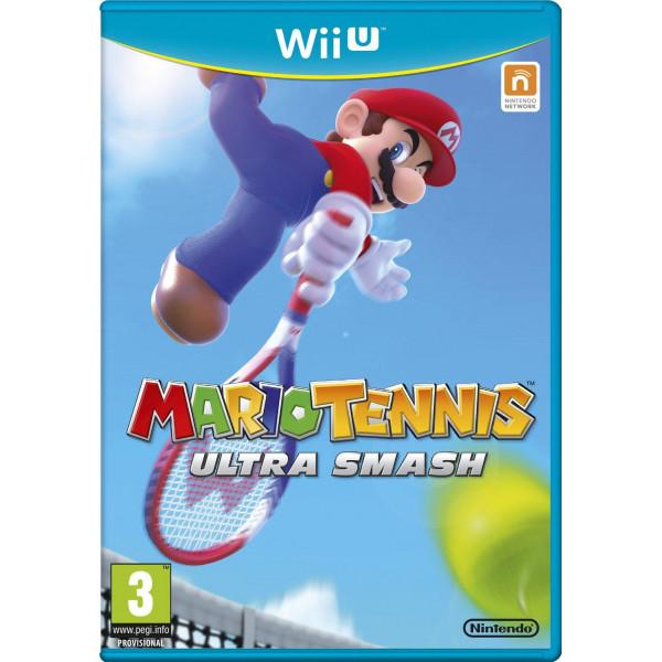 Nintendo Tv-Spel Mario Tennis Ultra Smash från Nintendo