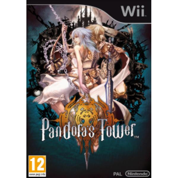 Nintendo Tv-Spel Pandoras Tower från Nintendo