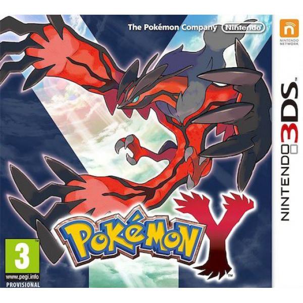 Nintendo Tv-Spel Pokemon Y från Nintendo